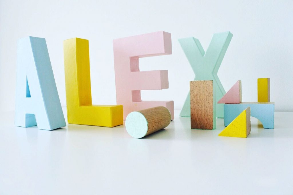 Geboorte Alex
