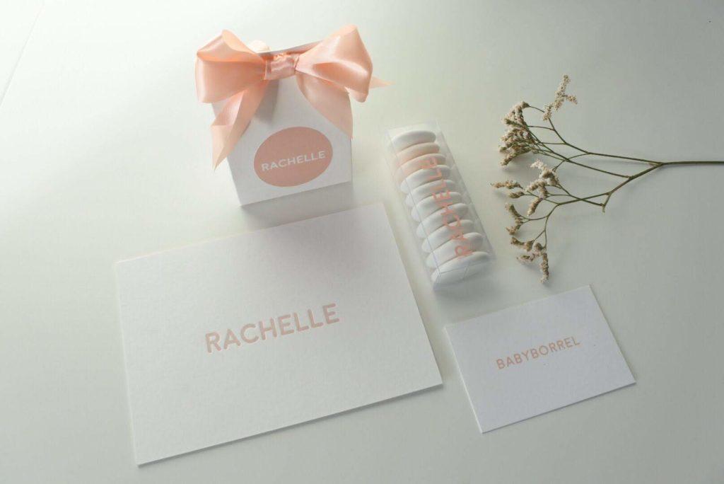 Geboorte Rachelle!
